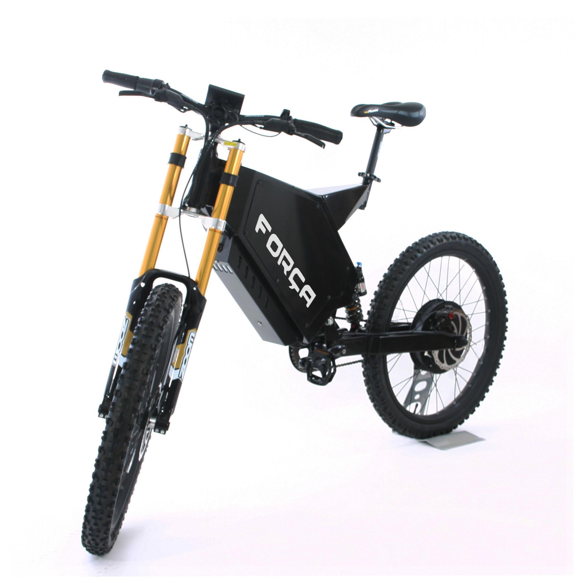 Forca E Bike 01 - Bald erhältlich: Das Forca E-Bike