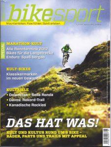 BikeSPort 226x300 - BikeSport Ausgabe 5-6/2012