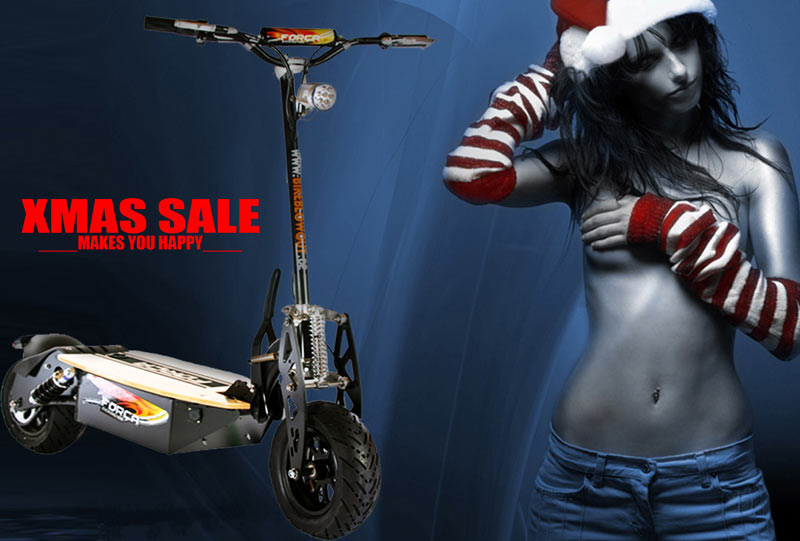 XMAS EVO2 - Happy XMAS Sale - Make yourself happy