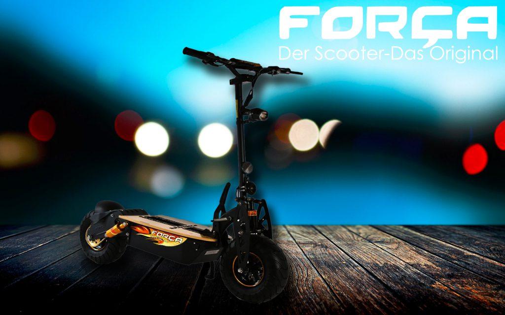 board 1024x640 - FORCA - Der Scooter - Das Original