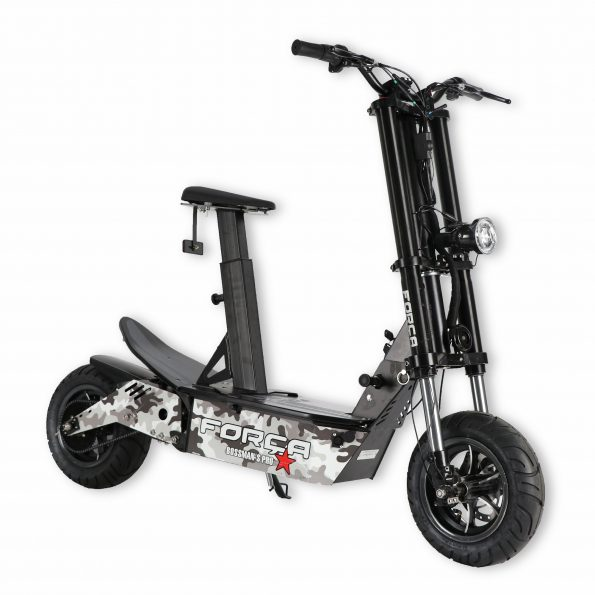 Forca Bossman-S Camouflage E-Scooter