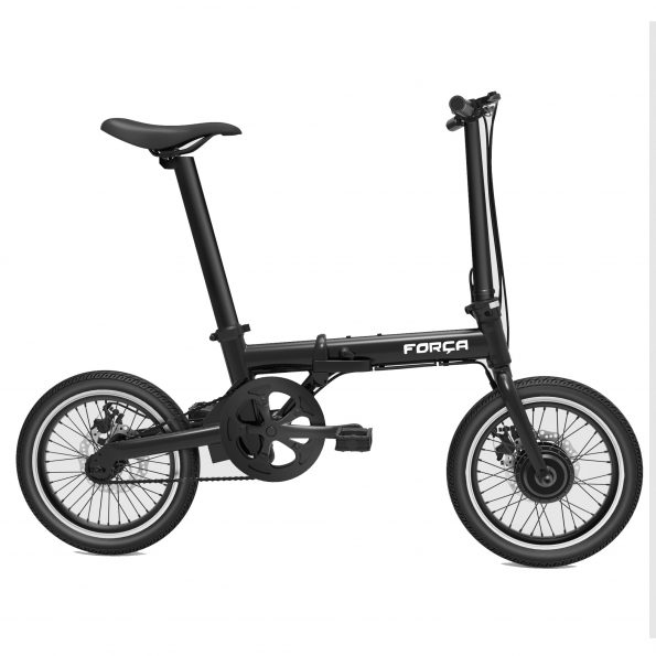 "FOLIBIKE1 595x595 - Forca E-Bike FOLIBIKE 16"" Faltfahrrad Klapprad"
