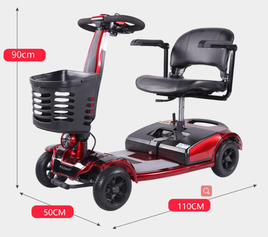 Forca MobilityScooter Mobilitätsfahrzeug Sensiorenfahrzeug Seniorenmobil