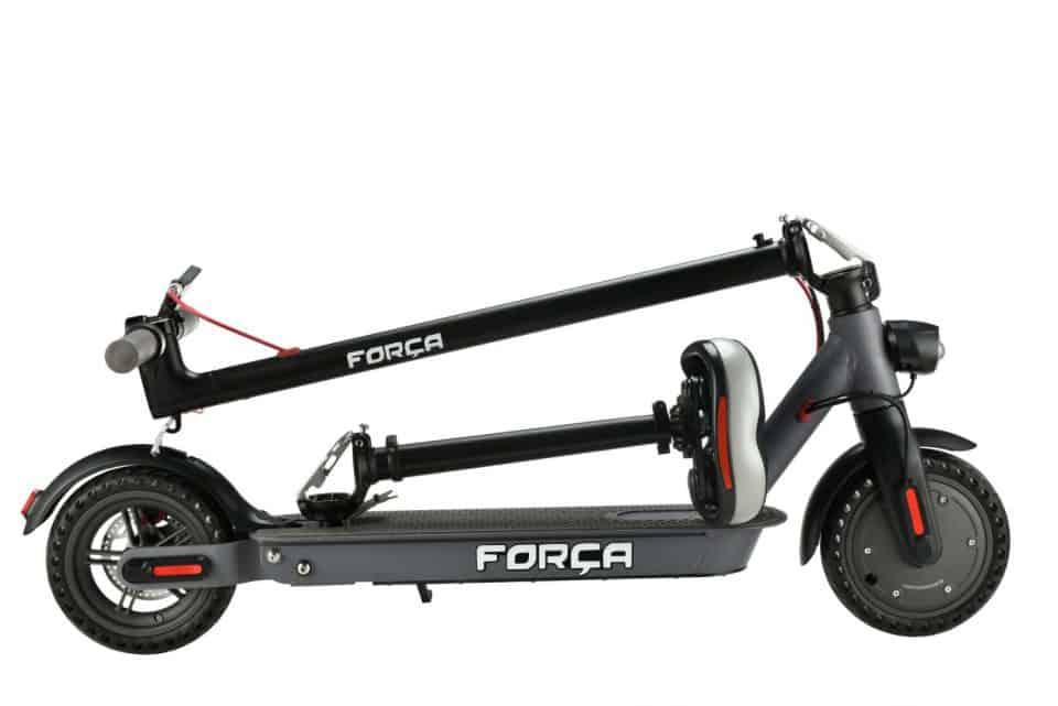 for a campman ii e scooter mit 36v 250 watt nabenmotor 6. Black Bedroom Furniture Sets. Home Design Ideas