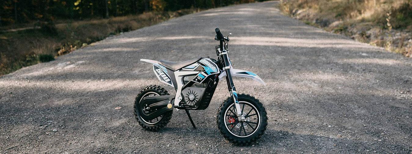 FORCA XRT500 Dritbike CrossBike MiniCross ElektroCrossbike - Forca Sports - Elektroscooter,  ElektroRoller, EScooter, EMobilität & mehr