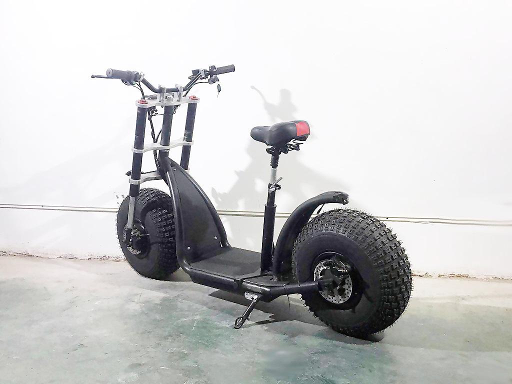 Forca KNUMO II ElektroScooter