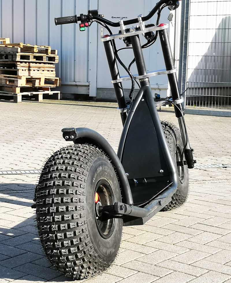 Forca Knumo II Pro E-Scooter ElektroRoller